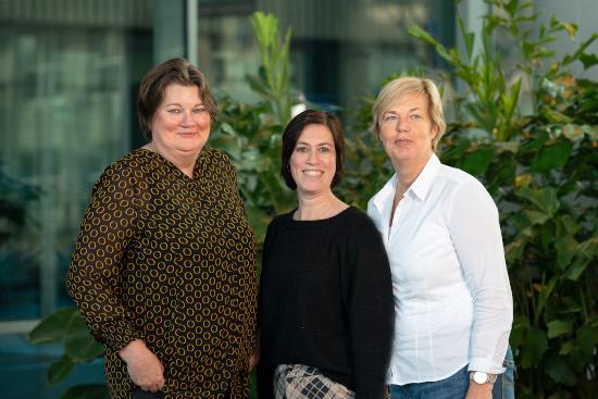 Team Secretariaat Patiëntgebonden zaken